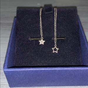 Swarovski Star Necklace